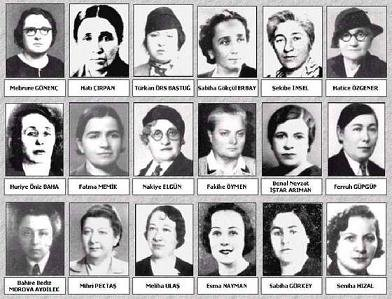 First_female_MPs_of_the_Turkish_Parliament_(1935)