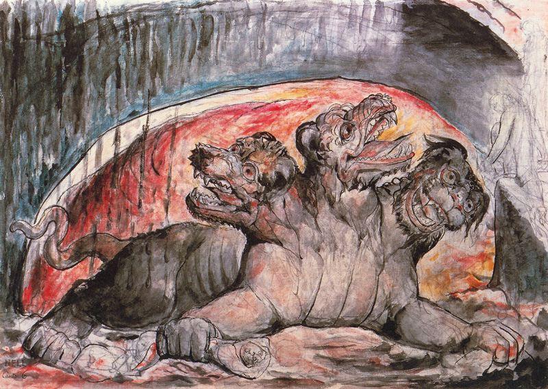 William-Blake-Cerberus